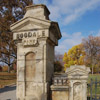 Goodale Park Gate Restoration, Columbus, Ohio