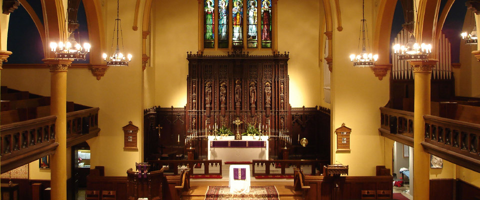 Rogers Krajnak Architects Trinity Episcopal Church